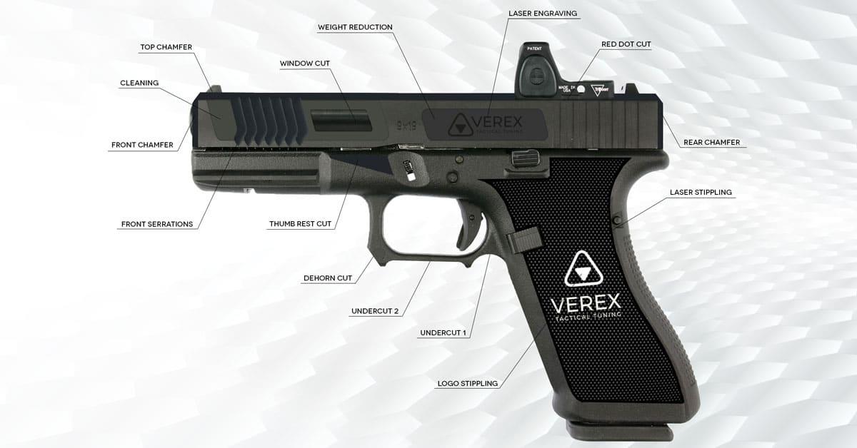 CNC Configurator – VEREX Tactical