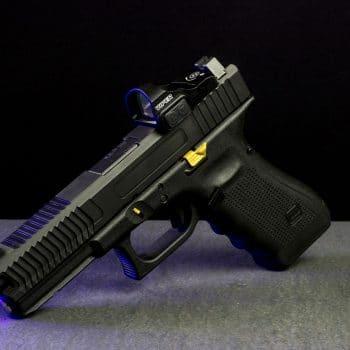glock-waffen-tuning-schlitten-fräsen-front-serrations-cerakote-dlc-beschichtung-verex-tactical