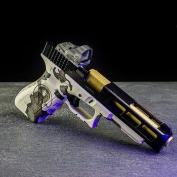 glock-34-laser-logo-engraving-gravieren-cerakote-camo-multicam-red-dot-mos-docter-fräsen-österreich-deutschland-verex-tactical-tuning