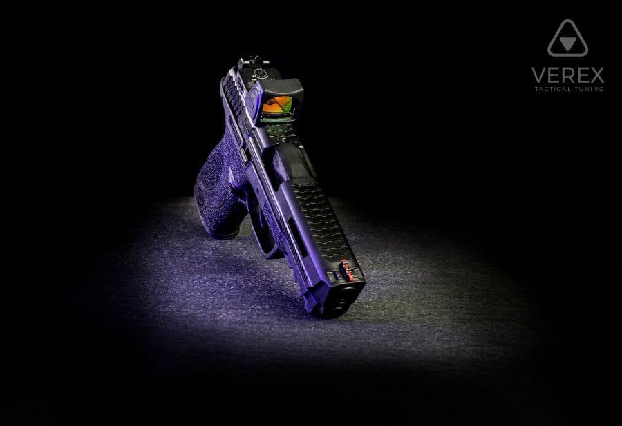 smithwesson-mp-trijicon-red-dot-ausfräsung-slide-cut-usa-laser-engraving-dlc-beschichtung-verex-tactical-tuning-900×617