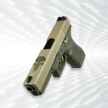 Glock-Slide-milling-schlitten-fräsen-verex-tactical-tuning-stippling-cerakote-pistole-gun