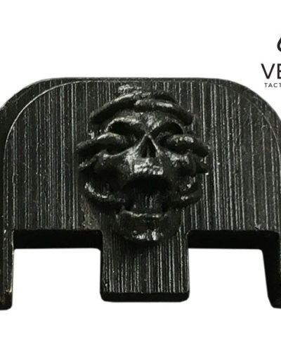 3d-Glock-Backplate-slide-cover-parts-by-verex-tactical-tuning-skull-grave-black