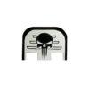glock backplate slide cover verex tactical waffentuning abdeckplatte pistole gravur