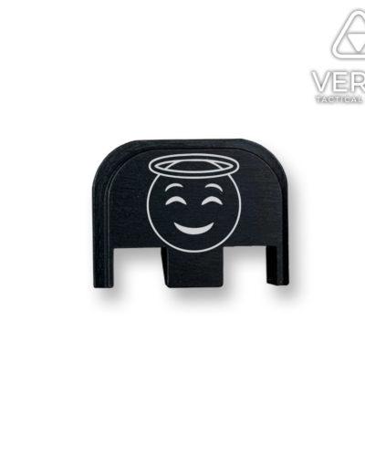angel-smiley-1-glock-backplate-slide-cover-verex-tactical-waffentuning-tuningteile