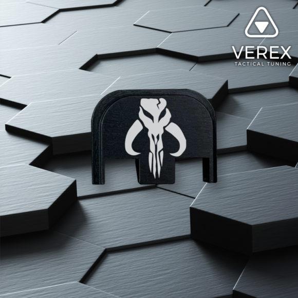 boba-fett-logo-glock-backplate-slide-cover-verex-tactical-waffentuning-tuningteile