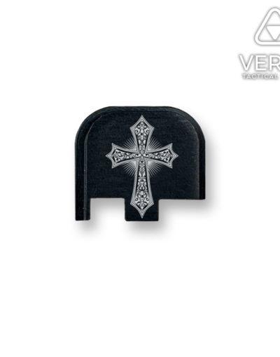 catholic-cross-1-glock-42-43-48-slim-line-backbplate-slide-cover-tuningteile-custom-parts-verex-tactical-