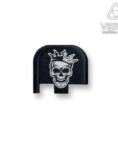 king-skull-1-glock-slim-line-backplate-slide-cover-verex-tactical-waffentuning-tuningteile