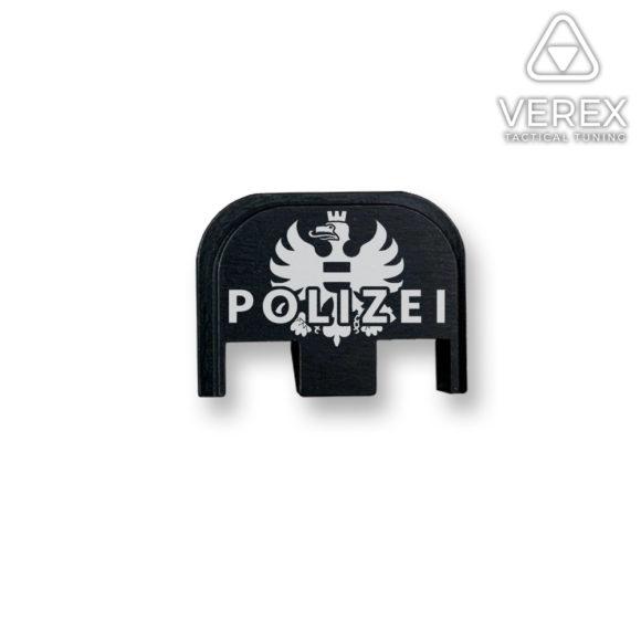 polizei-1-glock-backplate-slide-cover-verex-tactical-waffentuning-tuningteile